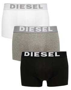 3 пары боксеров-брифов из эластичного хлопка Diesel - Мульти
