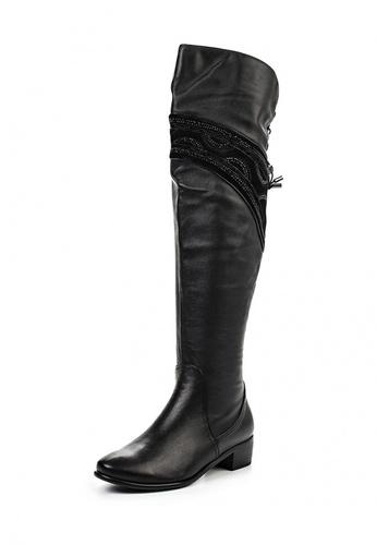 Ботфорты аскалини на полную ногу