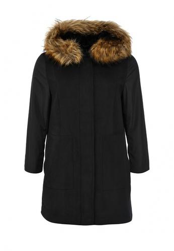 Пальто утепленное Ulla Popken