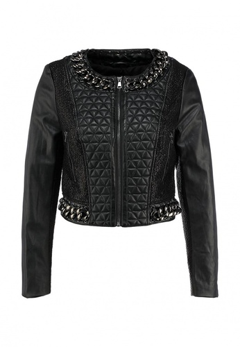 Куртка кожаная Bebe