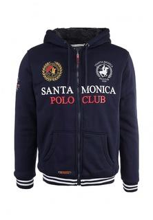 Толстовка Santa Monica Polo Club
