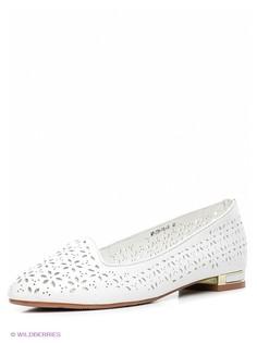 Белые Туфли Mario Ponti