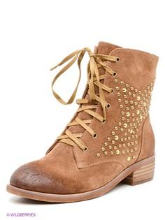 Коричневые Ботинки Calipso