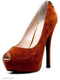 Оранжевые Туфли Basic Editions