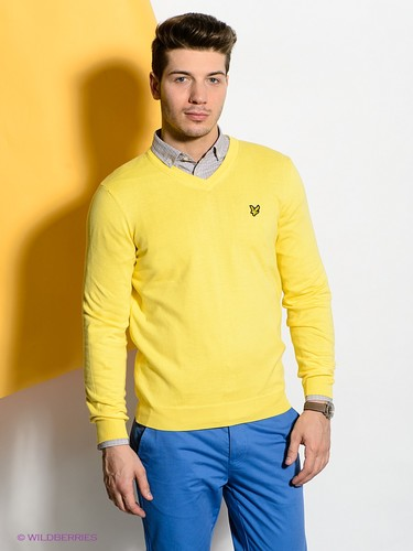 Пуловеры Lyle&Scott