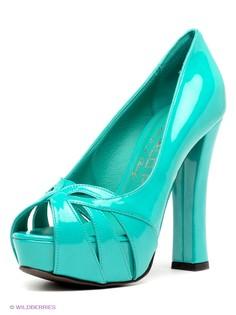 Голубые Туфли GIANCARLO PAOLI