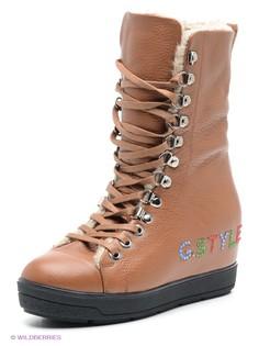 Коричневые Ботинки Grand Style