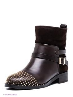 Коричневые Ботинки Yaro