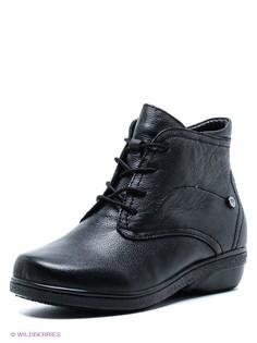 Черные Ботинки Shoiberg