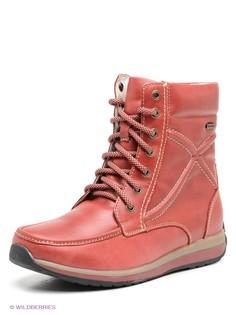 Красные Ботинки Shoiberg