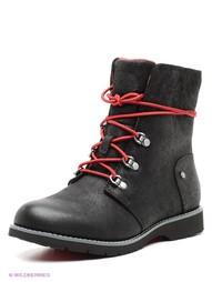 Черные Ботинки The North Face