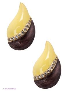 Серьги Happy Garnets