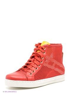 Красные Ботинки Daze