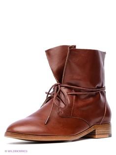 Красные Ботинки EVITA