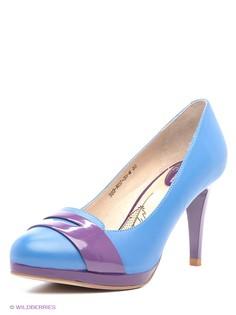 Разноцветные Туфли Sinta Gamma
