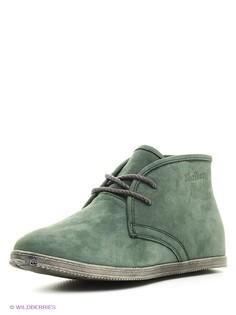 Зеленые Ботинки Shoiberg