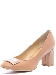 Коричневые Туфли Alba