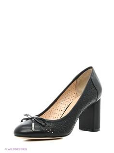 Черные Туфли Alba