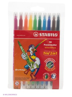 Фломастеры Stabilo