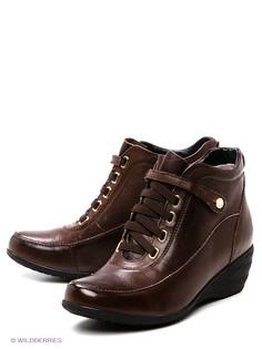 Коричневые Ботинки Sinta Gamma
