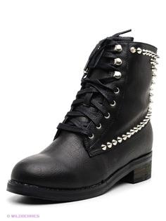 Черные Ботинки Yaro