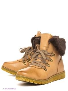 Коричневые Ботинки Spur