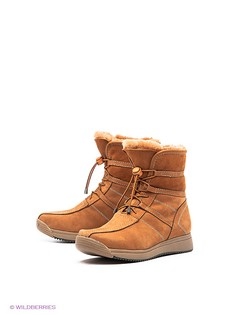 Оранжевые Ботинки EVITA