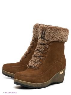 Коричневые Ботинки Covani