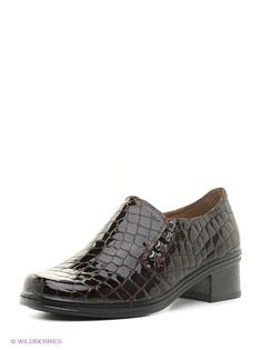 Коричневые Туфли Francesco Donni