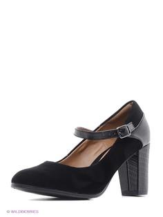 Черные Туфли Clarks