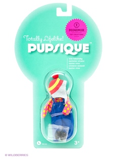 Куклы и аксессуары PUPSIQUE