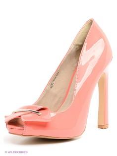 Розовые Туфли J&Elisabeth J&;Elisabeth