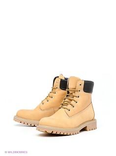 Желтые Ботинки Ralf Ringer