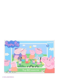 Пазлы Peppa Pig