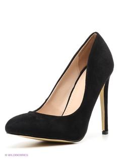 Черные Туфли INCITY