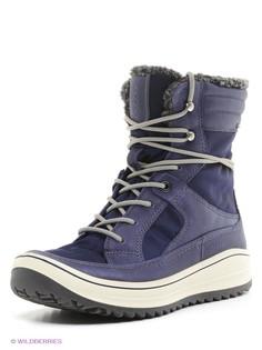 Синие Ботинки ECCO