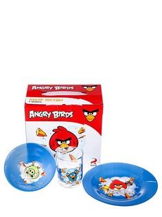Детская посуда ANGRY BIRDS