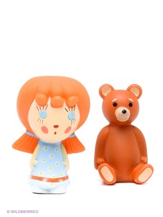 Фигурки-игрушки Маша и медведь