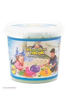 Развивающие игрушки Космический песок