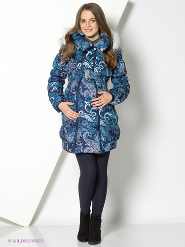 Куртки I love mum