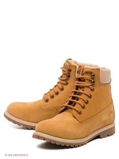 Оранжевые Ботинки Best Walk