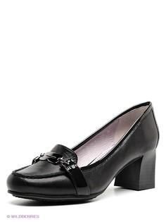 Черные Туфли Palazzo D'oro