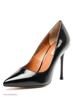 Черные Туфли Vitacci