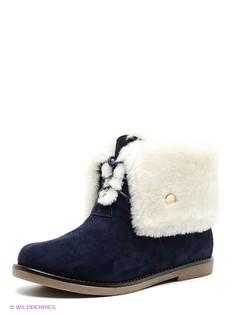 Синие Ботинки Mario Ponti