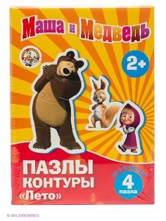 Развивающие игрушки Маша и медведь