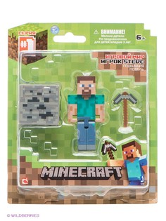 Игровые наборы Minecraft