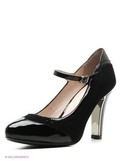 Черные Туфли BELWEST