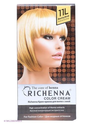 Краски для волос Richenna