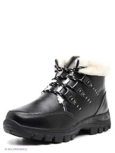 Черные Ботинки Gene