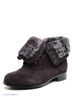 Коричневые Ботинки Moda Donna